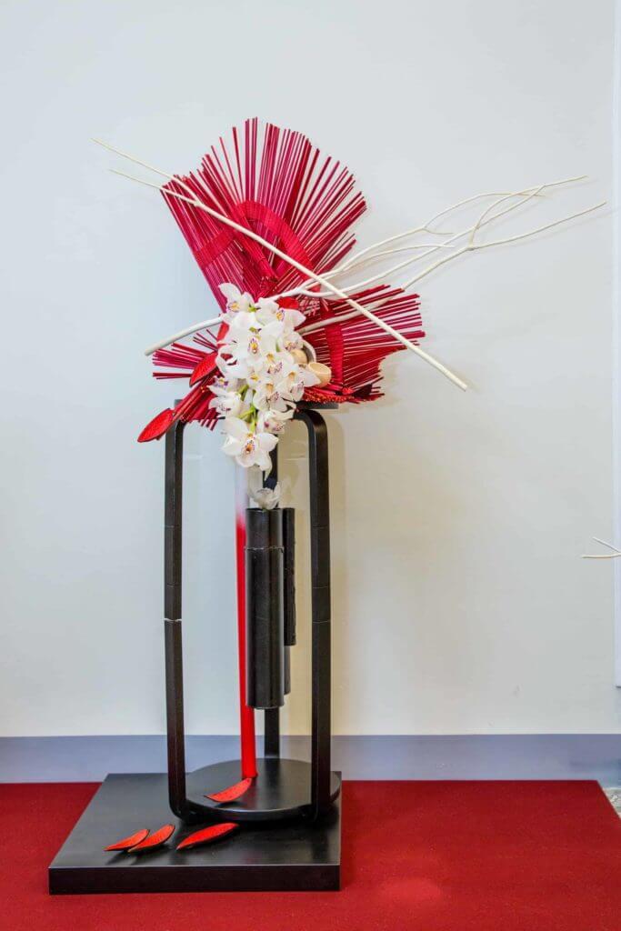 Год Японии  в России. 02 – 14 октября Скульптурная икебана (4 времени года)