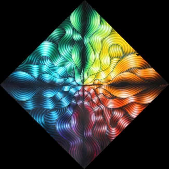 Персональная выставка «Космическое пространство» Игорь Петров 03 апреля – 12 апреля Абстрактная живопись