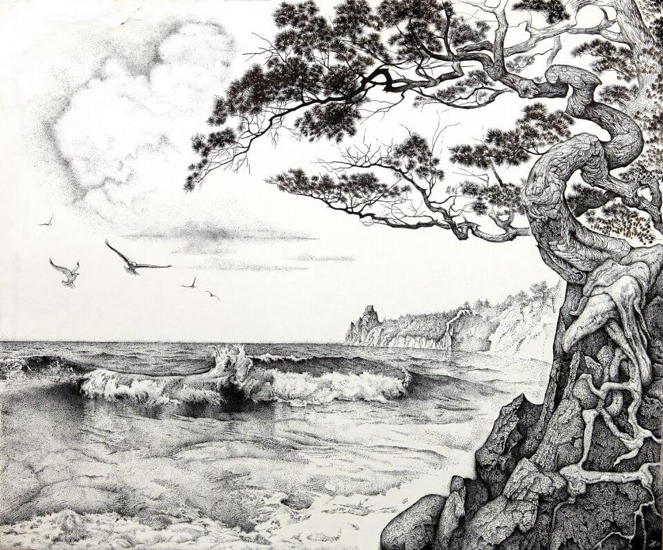 Выставка «Виктор Жидяев. Искусство, рожденное на Байкале»