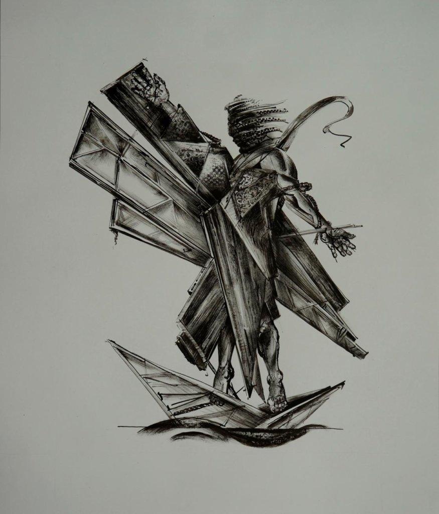 Персональная выставка  «Грани реальности». Юрий Милагин. Живопись, графика. 10.04 — 19.04.2020