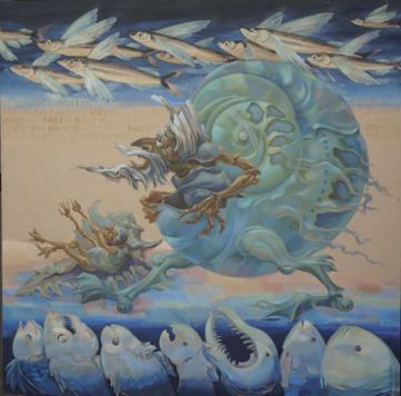 Персональная выставка  «Грани реальности». Юрий Милагин. Живопись, графика. 16 октября — 25 октября 2020 г.
