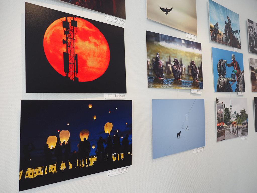 XV Международная независимая фотовыставка «Город – среда обитания». 17.07. — 24.08.2020.