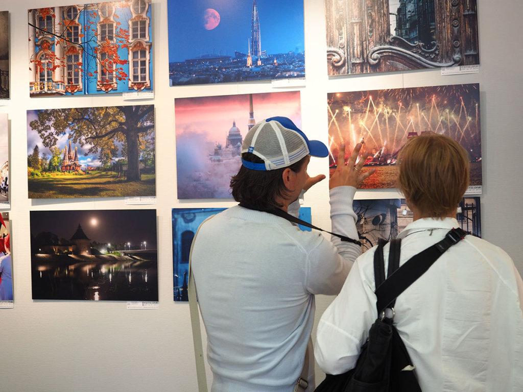 Начала действовать XV Международная фотовыставка «Город — среда обитания — 2020»