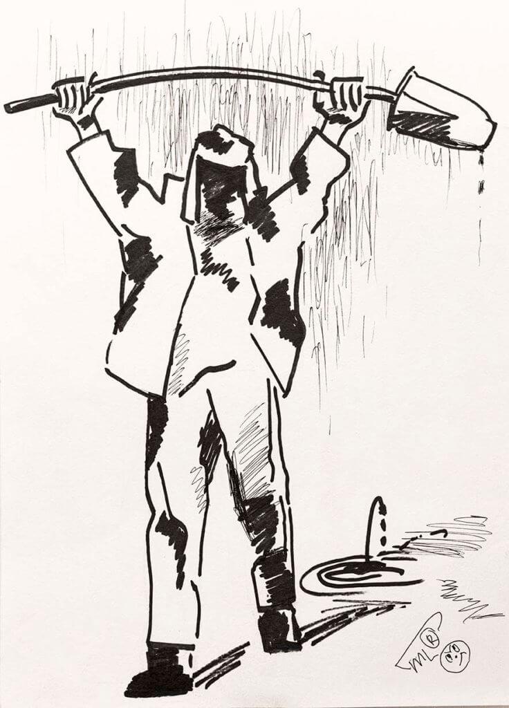 Обзор предстоящей выставки «Шоу Нереалити». Михаил Базаров. 20 сентября – 30 сентября