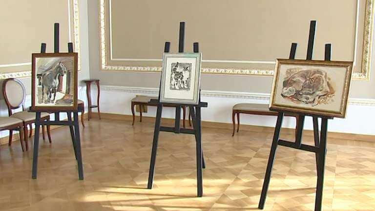 Фестиваль «ЗооАрт» соберет в Петербурге художников-анималистов со всего мира