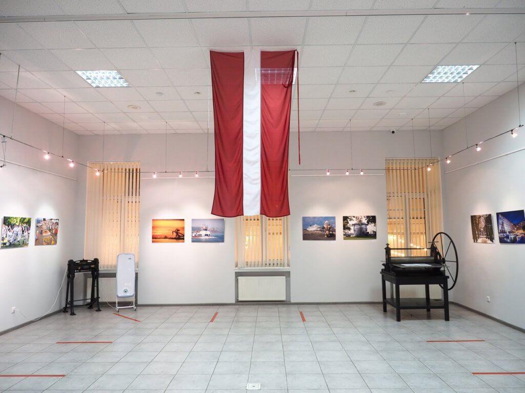 Выставка латвийских фотохудожников