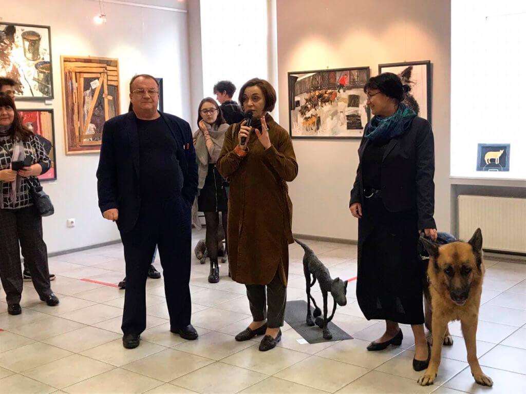 В «Центре Книги и Графики» открылся VII Фестиваль анималистических искусств «ЗооАрт»