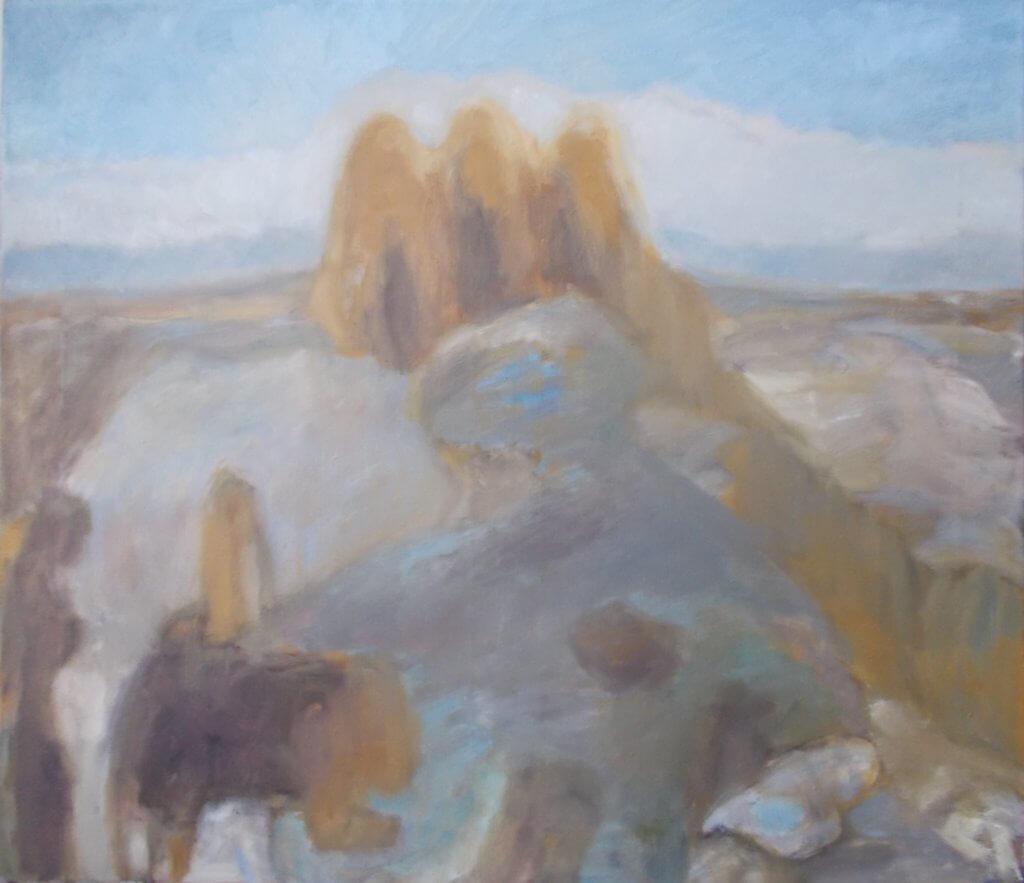 Выставка Наталии Бронниковой «Избранное». Живопись. 02-11.04.2021 г.