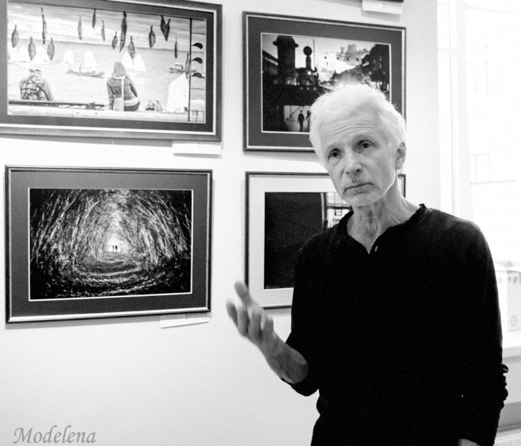 Экскурсия по выставке «Город – среда обитания» от фотографа Дмитрия Конрадта. 02.09.2021 г.