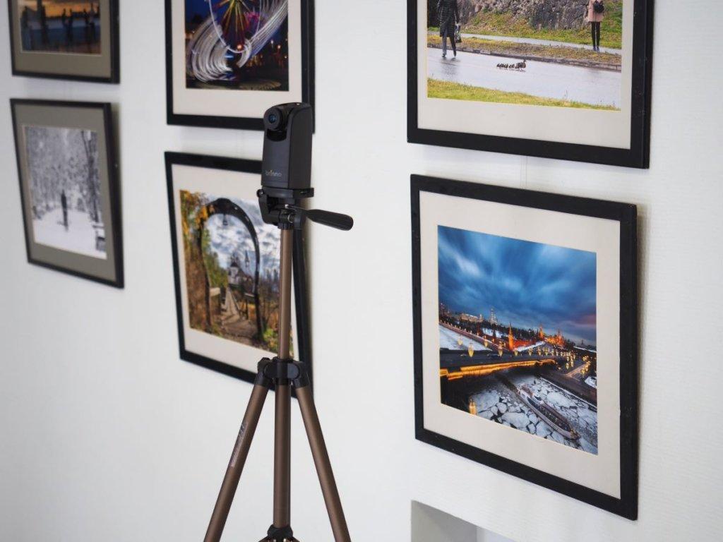 Открытие 16-ой Международной фотовыставки «Город — среда обитания». 21.08.2021